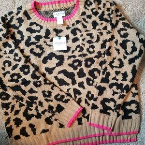 NWT arizona jean sweater